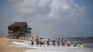 Woman dies after being pulled from ocean at Outer Banks; 6th death this year