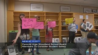 Parents urge Woodland Hills school board members to consider student safety