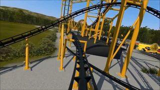 RAW VIDEO: Steel Curtain virtual ride