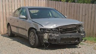 Brookline man looking for driver who sideswiped, wrecked his car