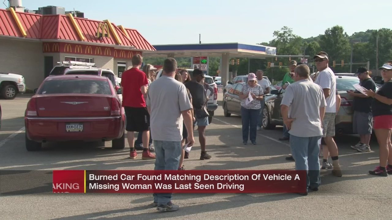 CAROLINE BRANTHOOVER: Burned car with body inside found in Fayette ...