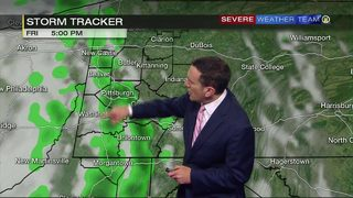 Day Planner and 5-day forecast (7/20/18)