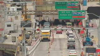 PennDOT: Liberty Bridge project on pace to end in August