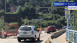 Residents say lane of bridge closed for months, no construction seen