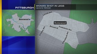 19-year-old woman shot multiple times in Pittsburgh neighborhood