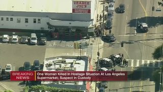1 killed in Los Angeles hostage situation