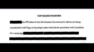 Digging into the release of the Carter Page FISA application