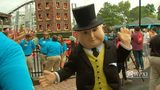 RAW VIDEO: Thomas Town Grand Opening at Kennywood Park