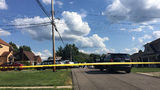 Kennedy Township shooting scene. (Photo by Erin Clarke/WPXI)