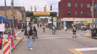 OpenStreetsPGH returns to downtown Pittsburgh this Sunday