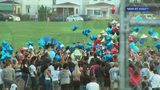 Friends, family gather for vigil for teen killed in Kennedy Township