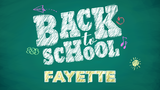 Fayette County Back to School - WPXI