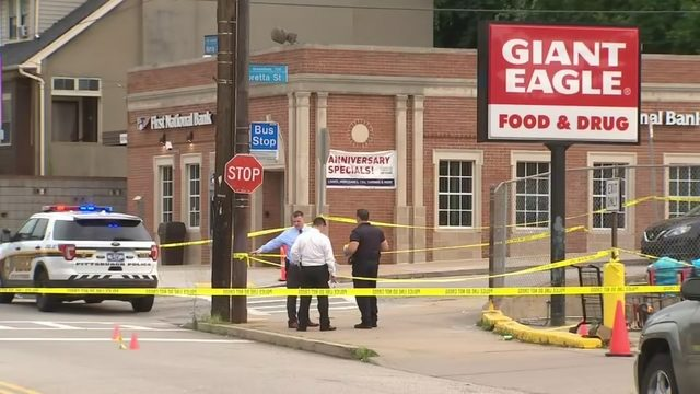 Giant Eagle Shooting Man Woman Shot Outside Pittsburgh Giant Eagle