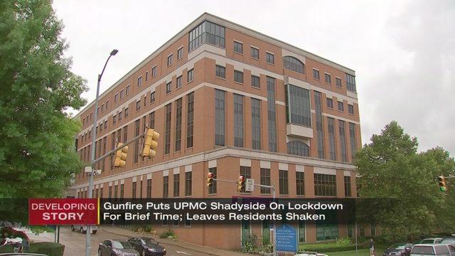 UPMC SHADYSIDE LOCKDOWN: UPMC Shadyside placed on lockdown after