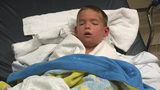 Ben Warner, 4, the son of Rep. Ryan Warner, had a severe allergic reaction that responding police were unable to help him with.