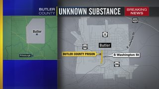 6 Butler jail employees exposed to substance causing dizziness, increased heart rates