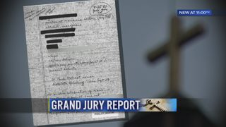 Grand jury report details decades of abuse in western Pa. churches