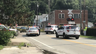 PHOTOS: Child hit by train in Fayette County
