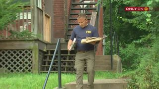FBI, police raid home in Pittsburgh