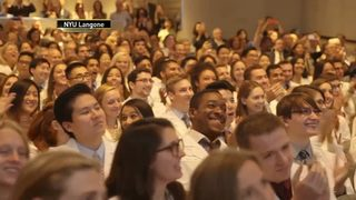 NYU offering free tuition for medical students