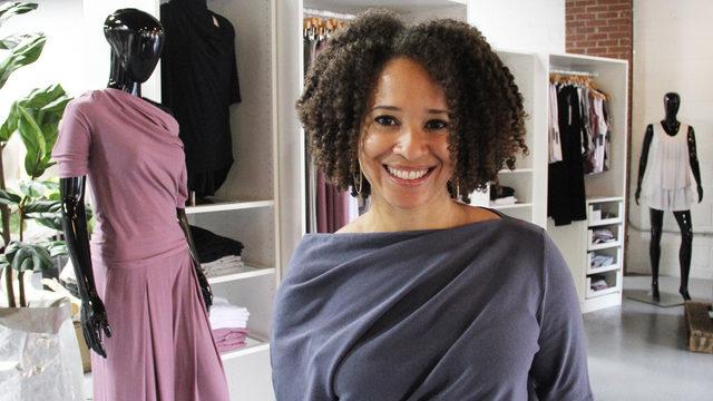 KIYA TOMLIN: Fashion designer Kiya Tomlin opening new store in Etna