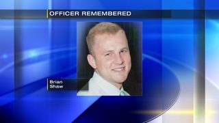 Memorial ride held to honor Officer Brian Shaw, create scholarship in his name
