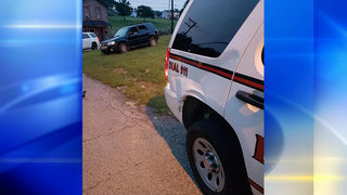 Police car struck by rolling SUV stolen from Kennywood parking lot