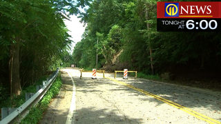 Residents want answers after landslide shuts down road for 2 months