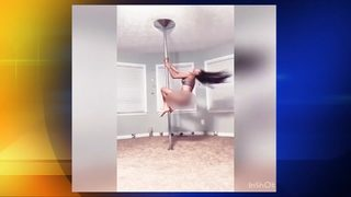 VIDEO: Pole-dancing teacher suspended