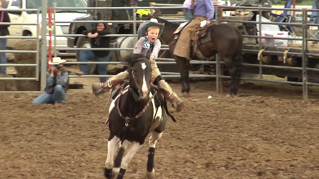 Hookstown Fair Hookstown Fair Junior Rodeo How Long Can