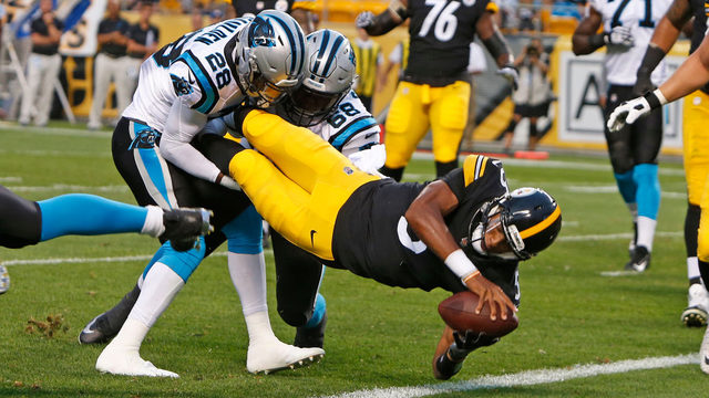 9506fb288 Dobbs shines in Steelers 39-24 win in preseason finale