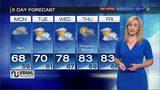 5-Day Forecast (9/10/18)