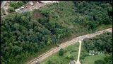 RAW VIDEO: Noblestown Rd landslide