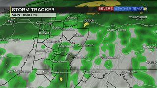 STORM TRACKER: Hour-by-hour timing of rain, storms from