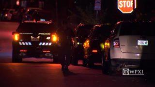 RAW VIDEO: Man shot in Wilkinsburg