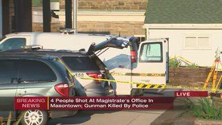 MASONTOWN SHOOTING: Witness describes using belt as tourniquet to help injured woman