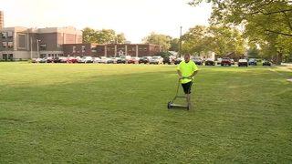 Man sentenced to mow grass