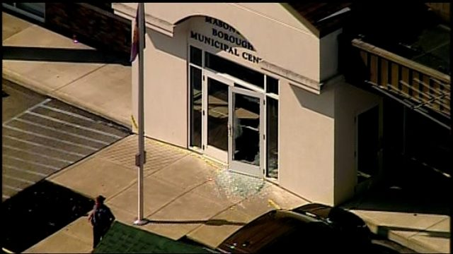 PHOTOS: Shooting at district judge's office in Fayette