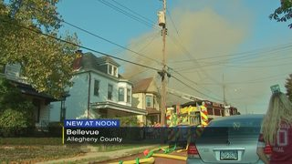 Police chief kicks down door, alerts residents to Avalon house fire