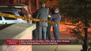 Man shot multiple times in Pittsburgh