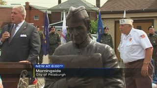 Morningside VFW unveils memorial for Gold Star service members