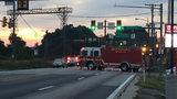 A fatal crash shut down a portion of Lebanon Church Road in West Mifflin