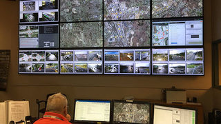 Traffic being monitored in real time to relieve congestion