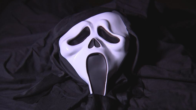 shadyside armed robberies robber wearing scream mask strikes