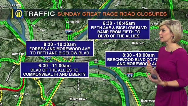 GREAT RACE: Events, road closures announced for Great Race