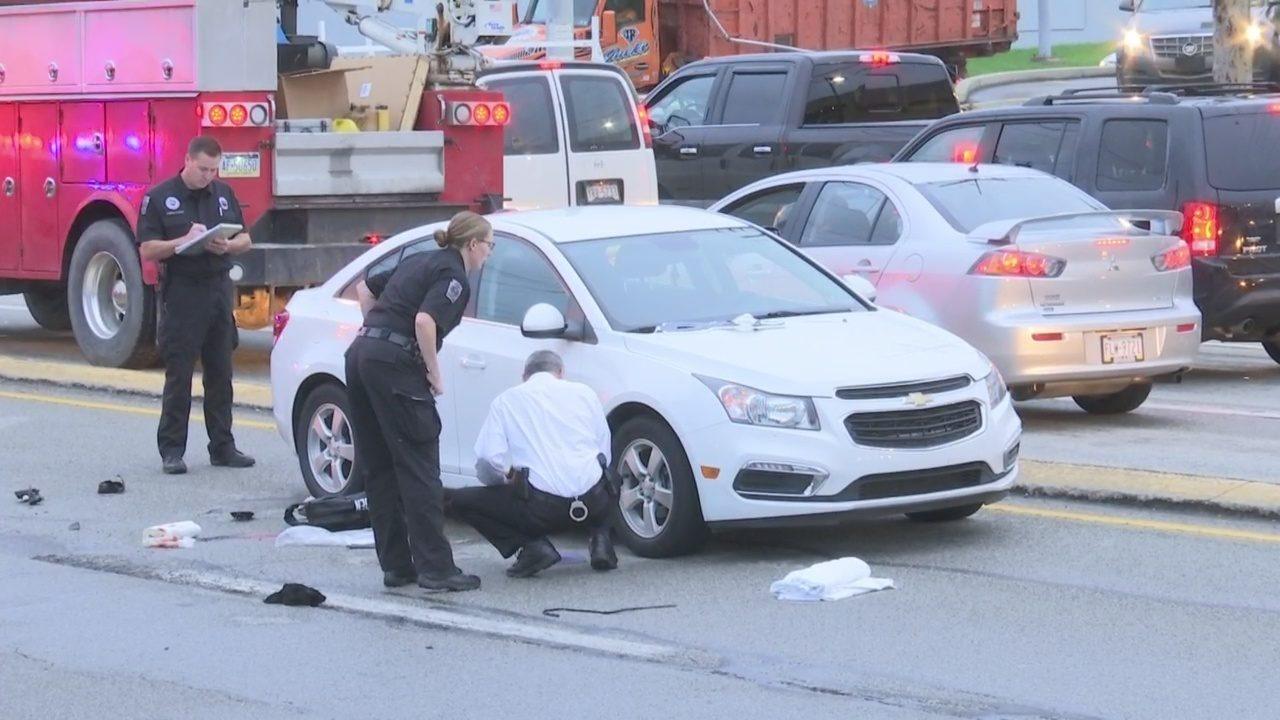 Woman hit by car in West Mifflin dies | WPXI