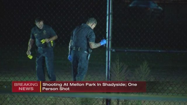 MELLON PARK SHOOTING: Youth football coach shot in front of
