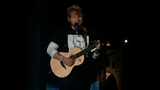 Ed Sheeran took to the stage at PNC Park on Sept. 29 wearing a Mac Miller shirt.