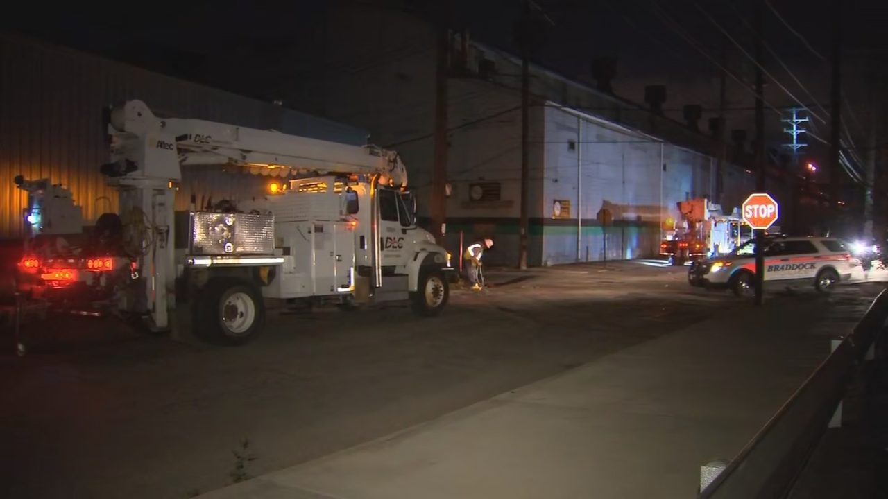 Power restored following outages in Pittsburgh's East End