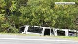 Limo in crash that killed 20 failed inspection last month